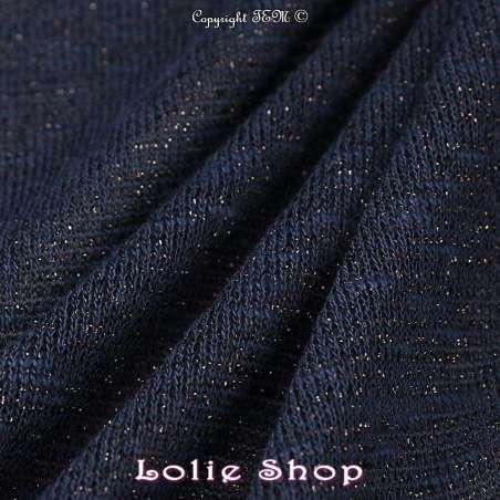 Tricot Maille tissu-Fine
