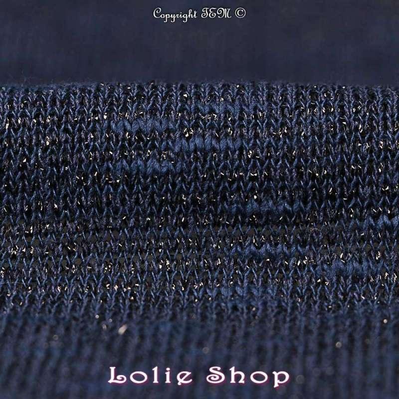 tissus-Tricot Maille Fine