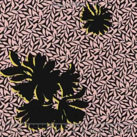 Crêpe tissu Imprimé
