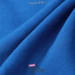 Tissu maille Jersey Coton Uni Couleur Bleu Roi