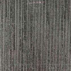 Magnifique tissus Jersey Modèle HERA Rayures Dorure ARGENT
