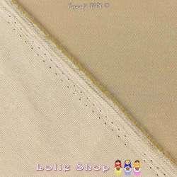 Satin de Coton Couleur Tilleul