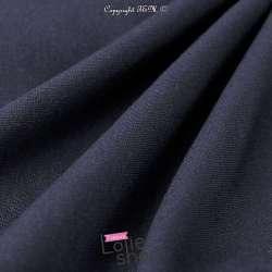 Maille Jersey Milano Uni Couleur Bleu Marine