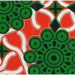 Tissus Wax Africain Imprimé...
