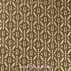 Brocart ALBASTOF - Lola Ton Vert Kaki