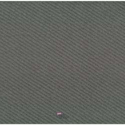 Coupon 3 Mètres Lainage Texturé Uni Couleur Gris