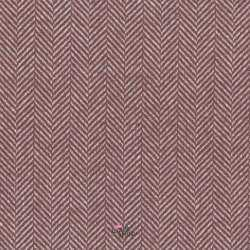 Coupon 3 Mètres Lainage Chevron Rose