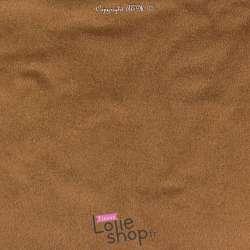 Laine Et Cachemire Uni Couleur Camel