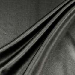 Simili Cuir Uni Noir Souple