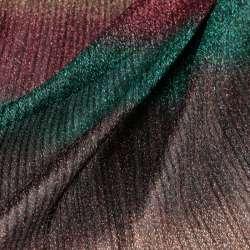 Tissus Maille Multicolore...