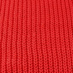 Maille Tricoté ANNA Couleur Rouge