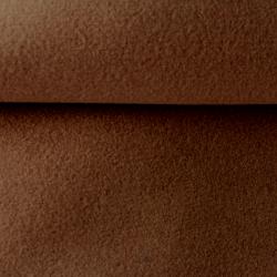 coupon Lainage Uni Couleur marron chocolat
