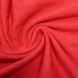 Tissu Sweat Epais Rouge Envers Molletonné