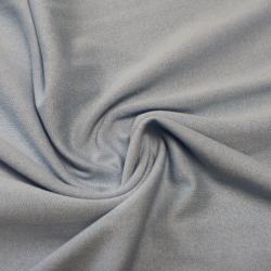Tissu Sweat Epais Bleu