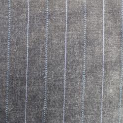 Tissu flanelle couleur gris