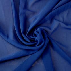 Crêpe Muse Couleur Bleu Roi...