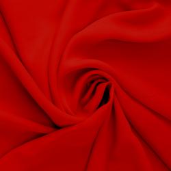 Crêpe Muse Couleur Rouge...