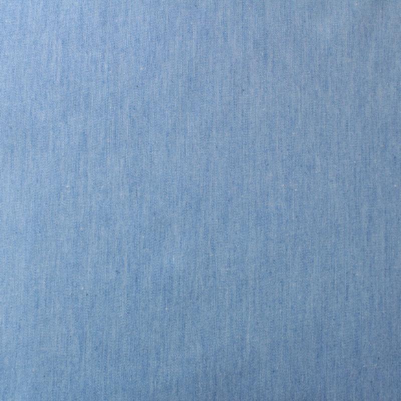 Tissus Jeans Couleur Bleu