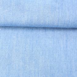 Tissus Jeans Couleur Bleu Clair