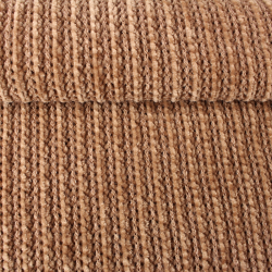 Maille Chenille Taupe