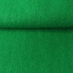 TISSU LAINAGE BOUCLETTE LÉGER Vert