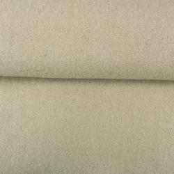 Tissu Lainage Bouclette Léger beige