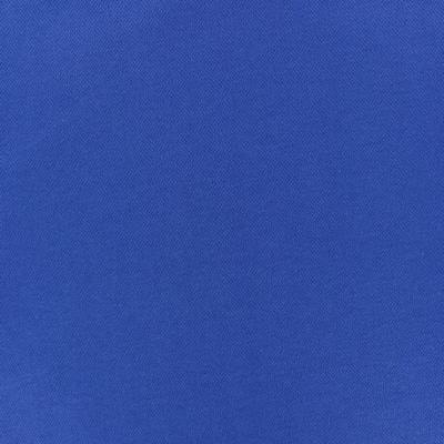 Tissu Piqué De Coton Couleur Bleu Roi