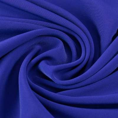 Tissus Crêpe Micro Couleur Bleu Roi