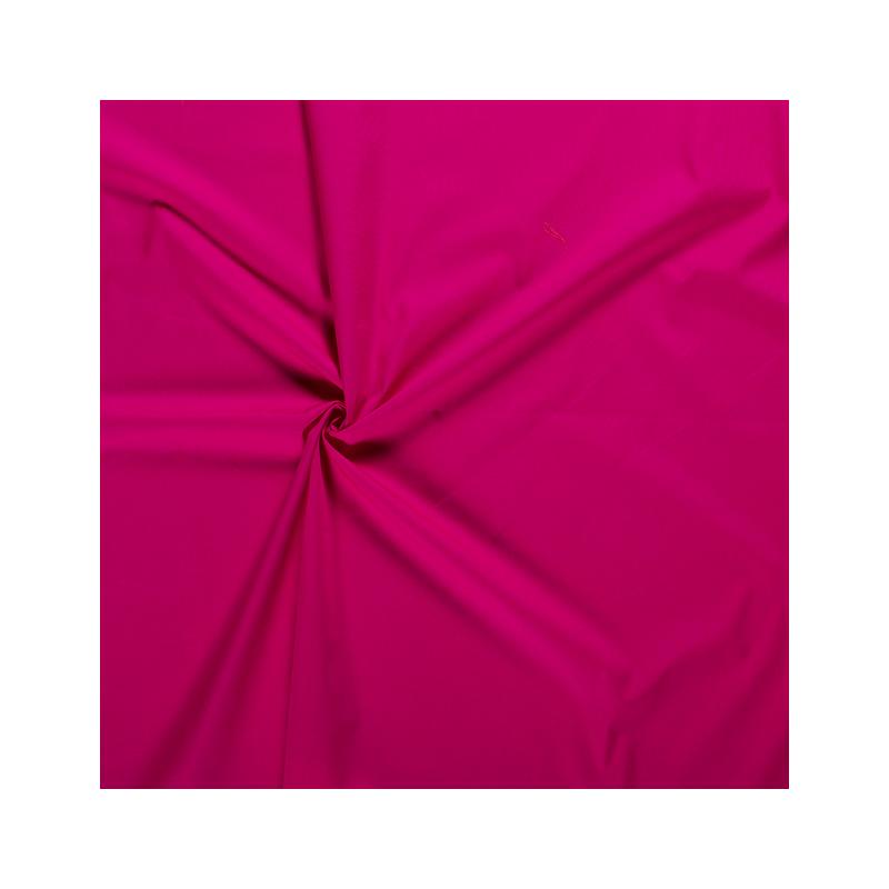 Popeline de Coton Fuchsia