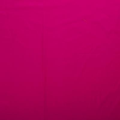Popeline de Coton Couleur Fuchsia