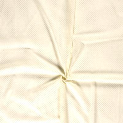 Tissu Noël Fond Blanc Cassé