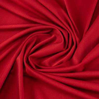 Tissu Banlon Rouge