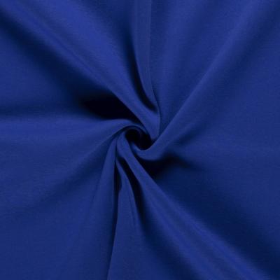 Tissu Sweat Epais Couleur Bleu Roi