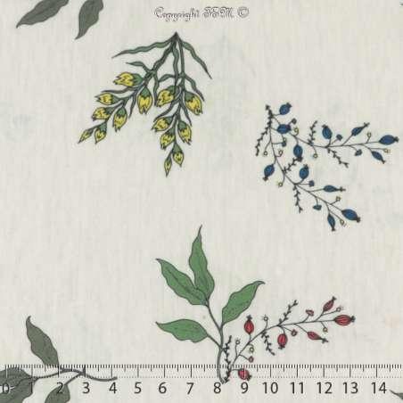 Jersey Imprimé Modèle ROMANE Motif Floral