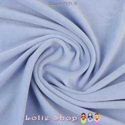 Velours Bébé Ultra Doux Couleur Bleu Ciel