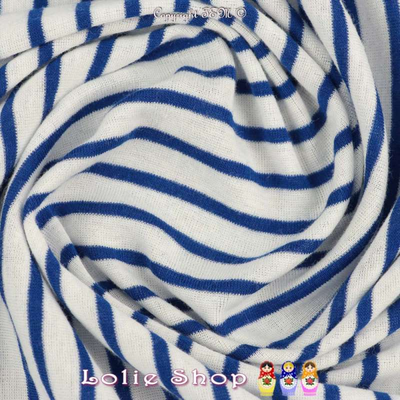 4 mètres blanc Liverpool Tissu Extensible Jacquard Vêtements Tops Robe