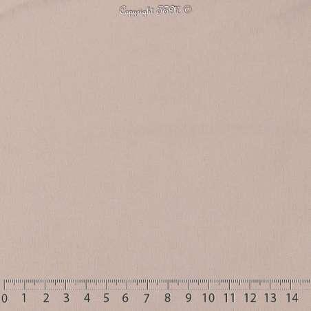 Jacquard Polyester Imprimé Effet Fleurs Couleur Cuisse de Nymphe. 15 x 15 Cm Photo.