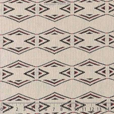 tissus Jacquard Maille formes Géométrique