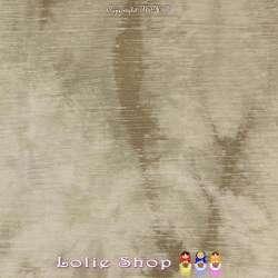 Crépon Viscose Lurex Argent Tie and Dye Couleur Tilleul