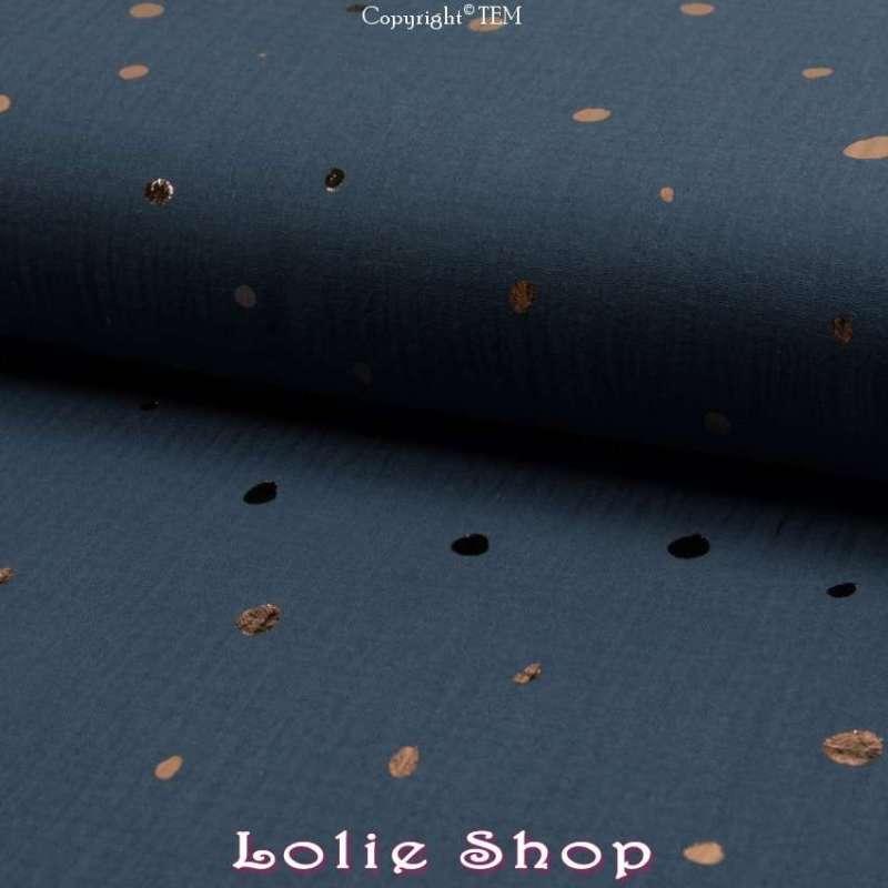 tissu Coton fluide et léger