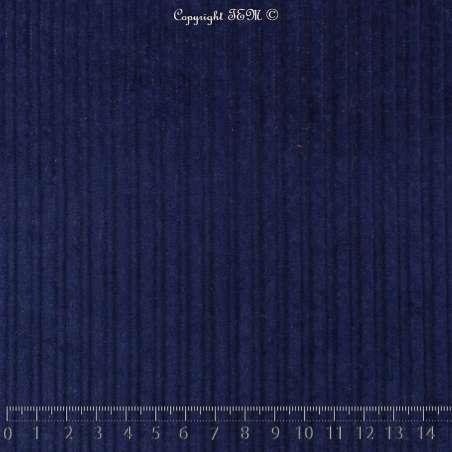 Tissu Velours tissu 100% Coton