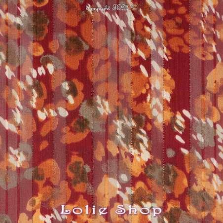 Tissu Mousseline tissus pas cher